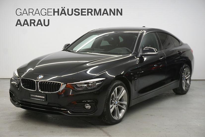 BMW 420d Gran Coupé xDrive Sport Line Steptronic (Limousine)
