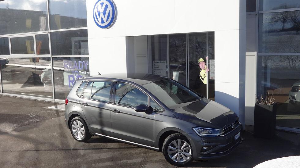 VW Golf Sportsvan 1.0 TSI Comfortline DSG
