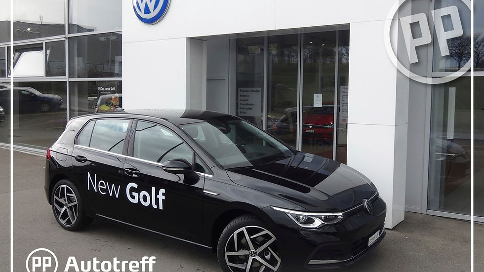 VW Golf 1.5 eTSI  mHEV ACT Style DSG