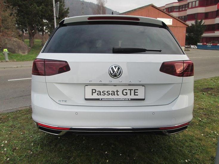 VW Passat Variant 1.4 TSI GTE Hybrid DSG (Kombi)