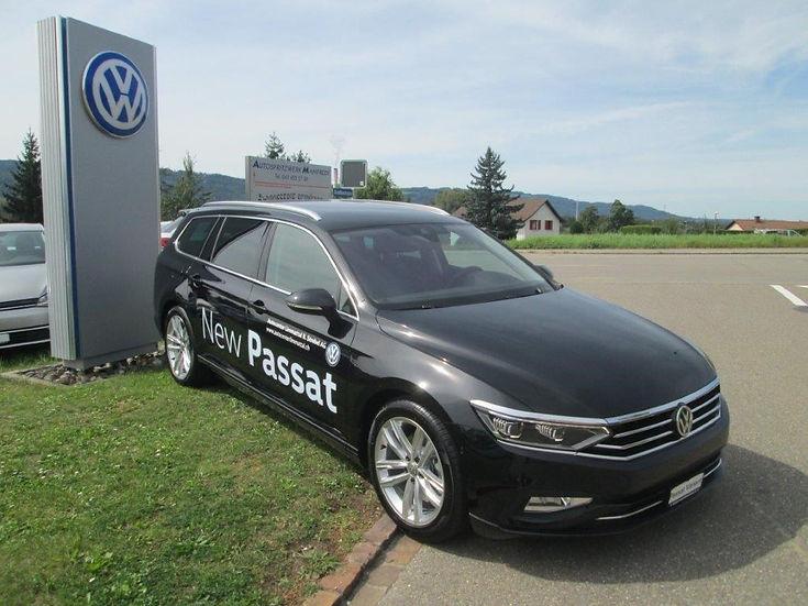 VW Passat Variant 2.0 TSI Business DSG (Kombi)