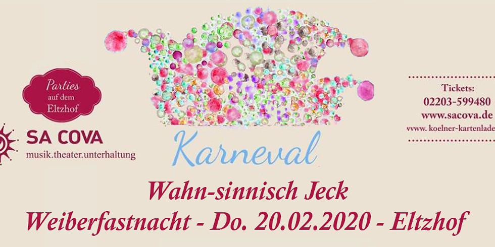 """Wahn-Sinnisch-Jeck""2020"