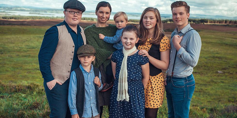 Angelo Kelly & Family - Irish Summer Open Air 2019