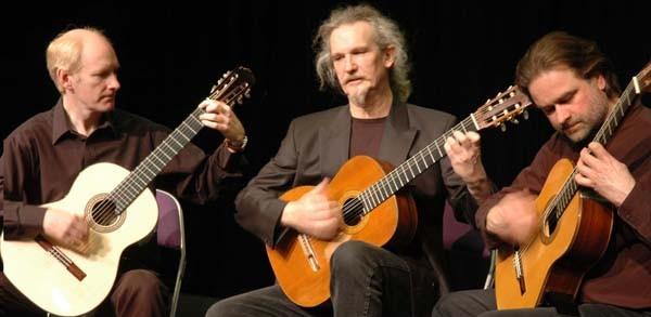Modern Guitar Trio