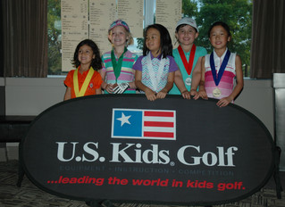 US Kids Golf Spring 2015 Tournament Willodell Golf ClubMay 17, 2015