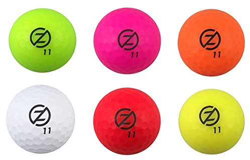 Zero Friction Spectra Golf Balls - Sleeve