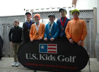 U.S. Kids 2015 Spring Tour #2: Rockway Vineyards