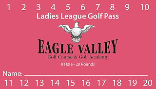 Ladies League Registration & Pass