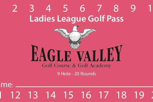 Ladies League Registration & Pass