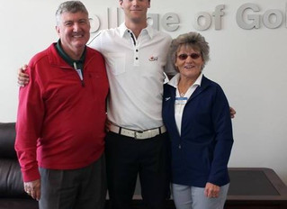 Travis Glass Heads to West Palm Beach to Play PGA Nationals Championship Course and Act as a Guest S