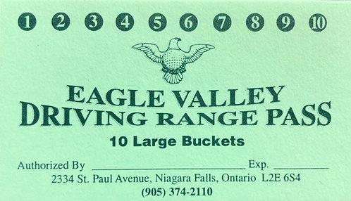 10 Large Bucket Pass (old medium size)