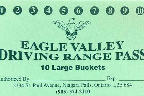 10 Large Bucket Pass