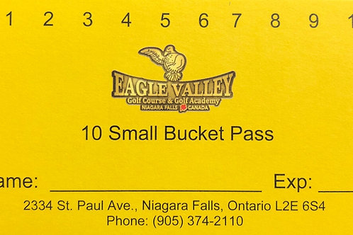 10 Small Bucket Pass