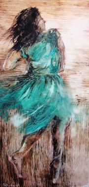 twisted dance