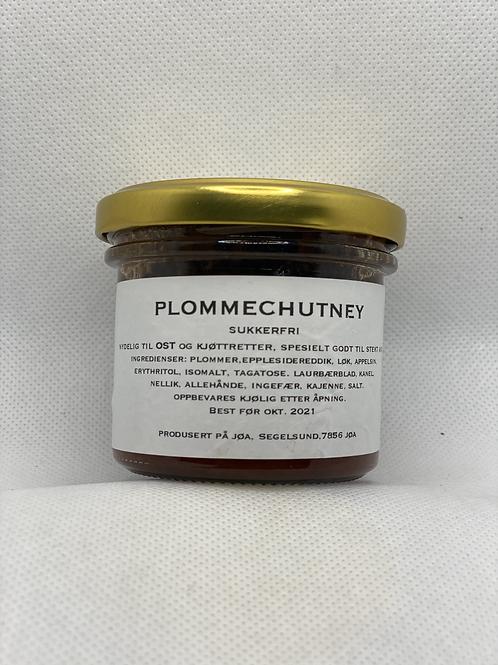Plommechutney