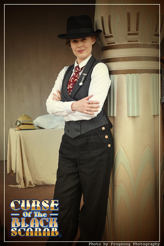 Inspector Cartouche