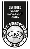 Certified quality ISO9001