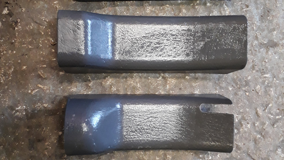 Mazda Bongo set of four seat leg covers  for the rear seats