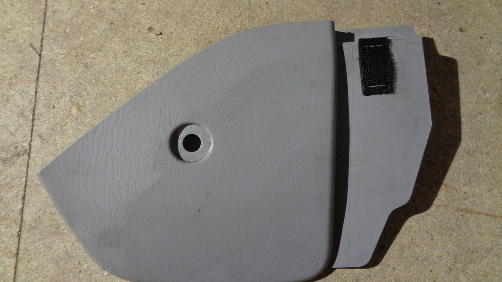 Mazda Bongo center console passengers side footwell trim