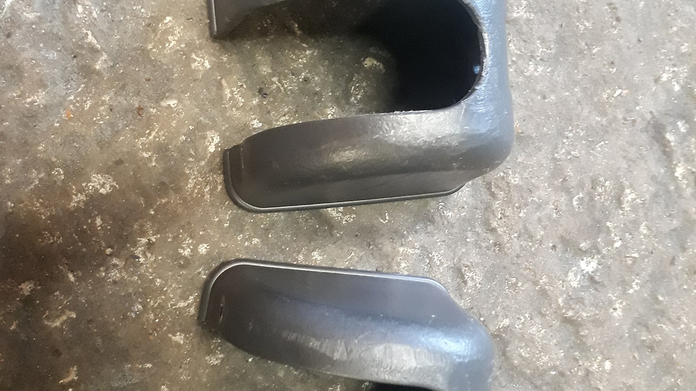Mazda Bongo pair of feet covers for rear fold down seats