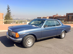 1981 MB 280CE (3)
