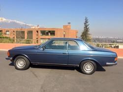 1981 MB 280CE (2)