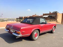1970 MB 280SL Pagoda (19)