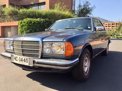 1981 MB 280CE (25)