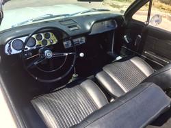 1963 Chevrolet Corvair Monza Spider (180)