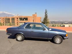 1981 MB 280CE (20)