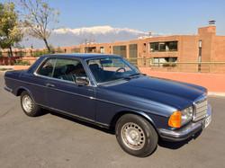 1981 MB 280CE (21)