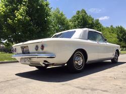 1963 Chevrolet Corvair Monza Spider (116)