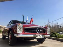 1970 MB 280SL Pagoda (4)