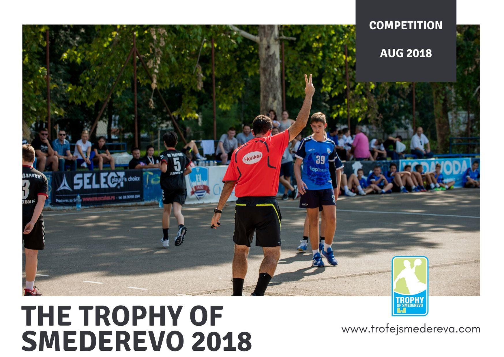 Trofej Smedereva 2018.