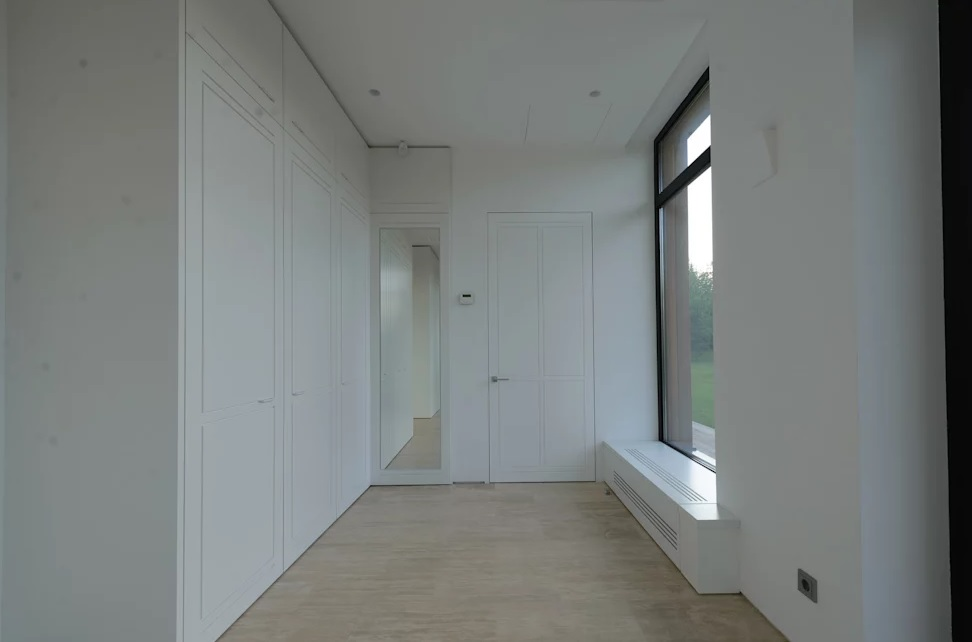 Гардеробная комнаты