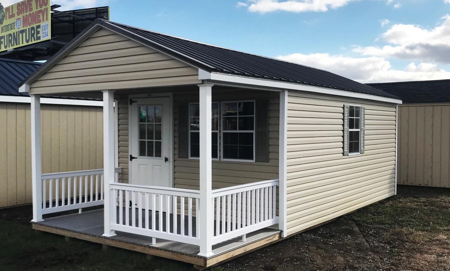 12x24 Wayco Cottage