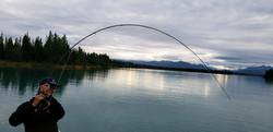 Kenai River Flyfishing