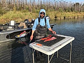 Brad Kirr Fishing Guide