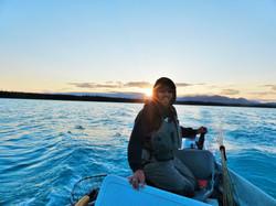 Brad Kirr Kenai River Fishing Guide