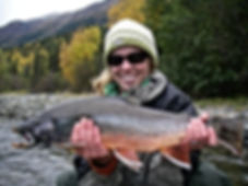 Client Kenai River Dolly Varden