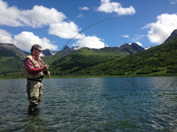 Fly-out Fishing