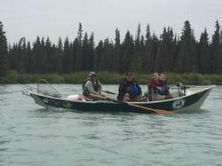 Kasilof River Fishing Guide James Walker