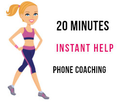 20 MINUTE COACHING HELP