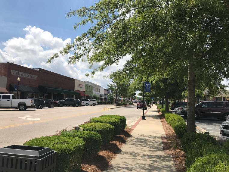 DOWNTOWN KERSHAW
