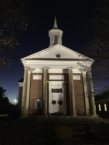 KERSHAW EVANGELICAL PRESBYTERIAN CHURCH