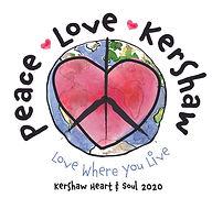 earth day tshirt love where you live (00