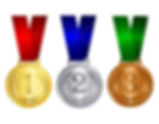 38748355-gold-silver-and-bronze-medals-w