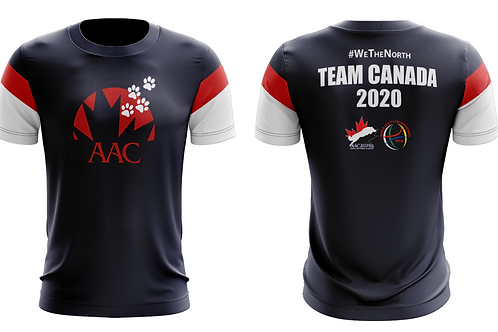 2020 Canada Team T-shirts