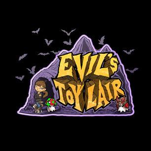 Evils Toy Lair logo - black background.j