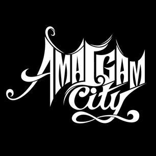 Amalgam City logo - lo rez for Instagram